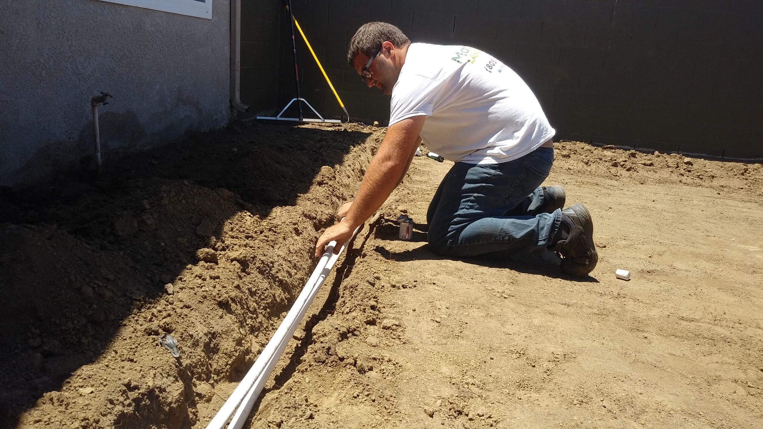 sprinkler repair in lompoc ca