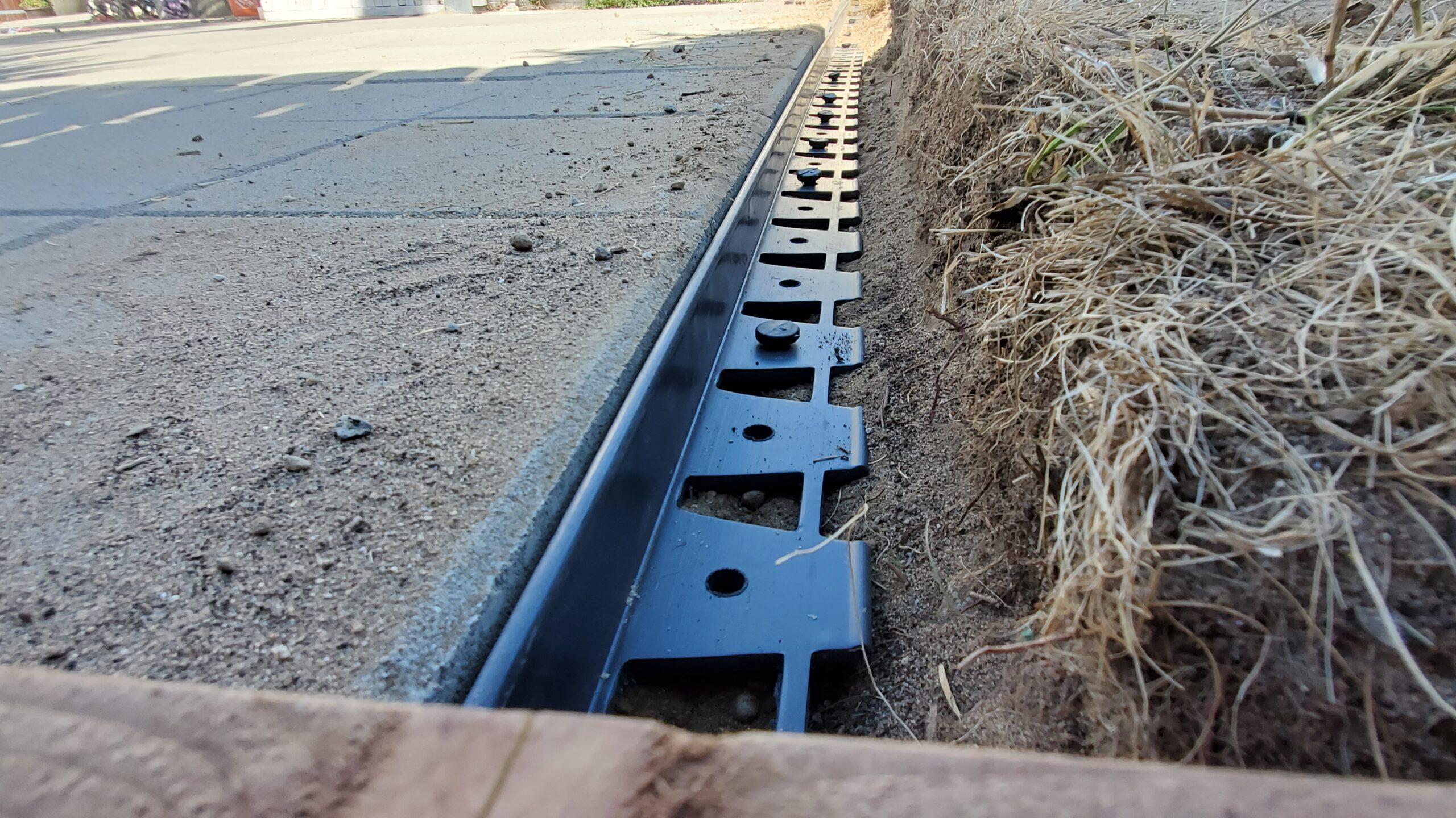 paver edge installation in lompoc ca